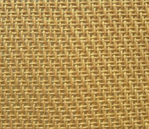 Grill Cloth Small Weave Cane (Mesa)