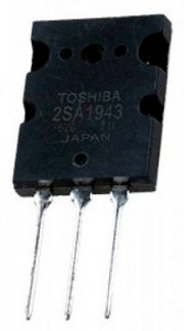 Tranzystor 2SA1943 Toshiba