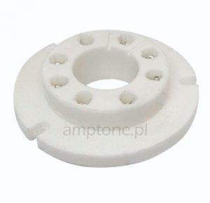 Podstawka 8pin FU50 ceramiczna