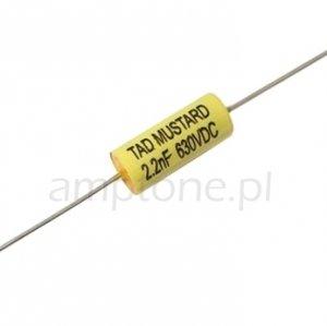 Kondensator TAD Mustard 2,2nF 630V
