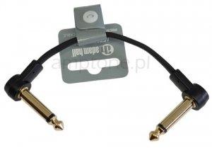 Kabel do łączenia efektów, patch AH, Gold, 10cm
