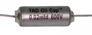 TAD 0,05uF 600V Vintage Oil (50nF)