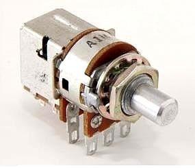 Alpha 2x1M/A log push-pull stereo