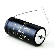 Kondensator 100uF 100V F&T