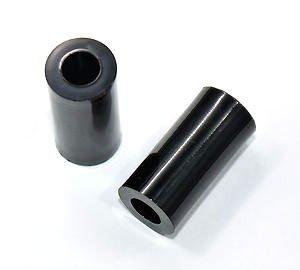 Dystans plastikowy czarny 15mm