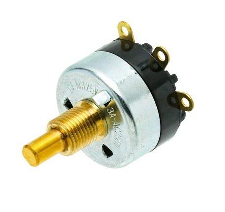 Przełącznik obrotowy 3 pozycje Nidec (impedancji)