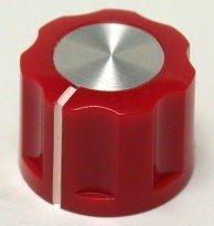 Gałka X5-16 czerwona