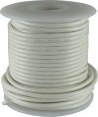 Kabel jednożyłowy Hook-up biały 0,35mm2 drut