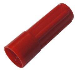 Obudowa Wtyku Jack 6,3mm Cliff czerwona