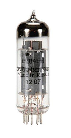 EL84 EH Platinum Matched para