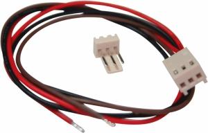 Konektor PCB 3pin, wtyk z kablem