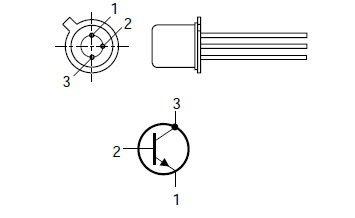 Tranzystor BC107B