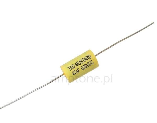 Kondensator TAD Mustard 47nF 630V