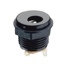Gniazdo DC power 2.1mm, Lumberg NEB/J