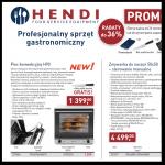 Gorące ceny Hendi - do końca lipca