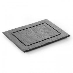 Płyta łupkowa - talerz 250x200