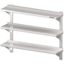 Półka wisząca, przestawna,potrójna 800x400x930 mm