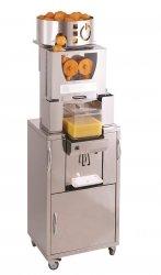 Automatyczna wyciskarka do pomarańczy   z chłodzeniem   Freezer