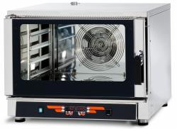 Piec konwekcyjno-parowy FED04 | 4xGN1/1 | 4x600x400 | sonda | 9 programów | 5,45kW
