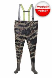 Spodniobuty PROS FISHARP MORO model SBF01/CAM