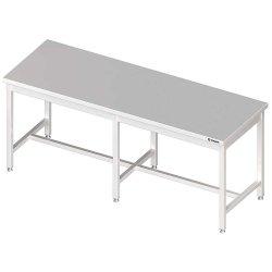 Stół centralny bez półki 2800x700x850 mm spawany
