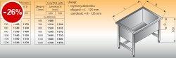 Basen wysoki lo 406 - 1100x600 g400