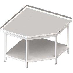 Stół przyścienny,narożny 600x700(P)x850 mm