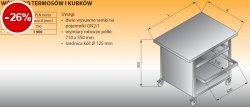 Wózek do termosów i kubków lo 818 - 1000x750
