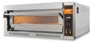 Piec do pizzy elektryczny | jednokomorowy | 6x36 | TOP D 6 XL/L (Tecpro6BIG/L)