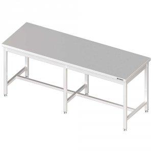 Stół centralny bez półki 2100x700x850 mm spawany