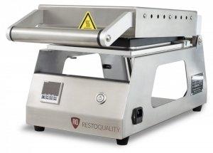 Zgrzewarka do tacek RQDS-1   700 W   sterowanie elektroniczne   matryca gratis