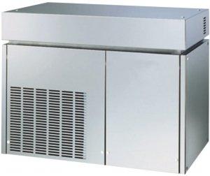 Modułowa wytwornica do lodu Frozen Ice   SM750W   400 kg / 24h   system chłodzenia wodą   900x588x705 mm