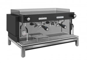 Ekspres do kawy 2-grupowy EX3 2GR B | 3,35 kW | Entry Version