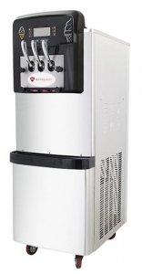 Maszyna do lodów włoskich RQ418C   rainbow system   2x7,2l