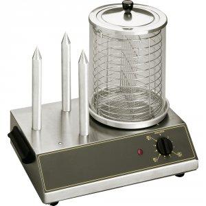 urządzenie do hot-dogów, 3 szpikulce, P 0.65 kW