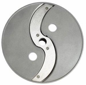 Tarcza nożowa sierpowa do cięcia plastrów RQ18000 | plastry 1-10 mm | regulowana