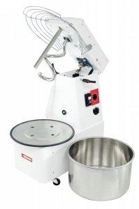 Miesiarka spiralna do ciasta z podnoszonym hakiem i wyjmowaną dzieżą RQT 30 litrów 400V