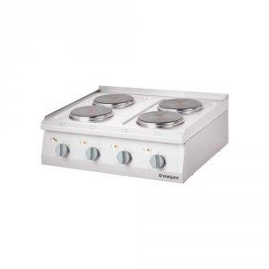 kuchnia elektryczna, 6-polowa, nastawna, 15.6 kW