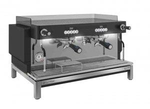 Ekspres do kawy 2-grupowy EX3 2GR B PID | 3,35 kW | Top Version