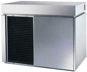Modułowa wytwornica do lodu Frozen Ice   SM3300W   1500 kg / 24h   system chłodzenia wodą   400V   1107x700x970 mm