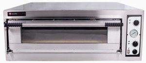 Piec elektryczny piekarniczy modułowy szamotowy z podwyższaną komorą | 2x600x400 | BAKE 4H (TR4H)