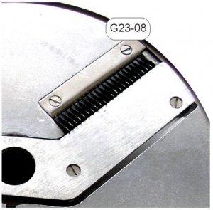 Tarcza tnąca do pasków 2,5mm x 2,5mm - G23-08