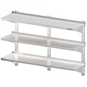 Półka wisząca, przestawna,potrójna 1600x400x930 mm