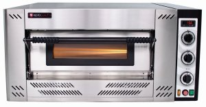Piec gazowy do pizzy jednokomorowy   4x30   GASR4 (RG4)