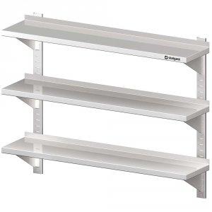 Półka wisząca, przestawna,potrójna 1100x400x930 mm