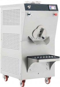 Frezer | do lodów | VBF 50/160 | pionowy cylinder | 8-24 kg | 400 V | 12,3 kW | 605x815x1260 mm