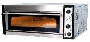Piec do pizzy elektryczny | jednokomorowy | 6x36 | szeroki | TOP 6 XL/L (TecPro6 BIG/L)