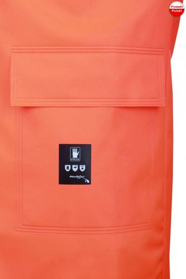 Płaszcz ostrzegawczy PROS model 1102