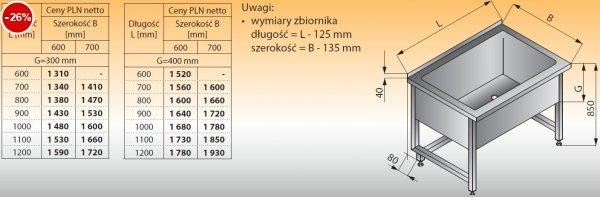 Basen wysoki przyścienny lo 408 - 600x600 g300