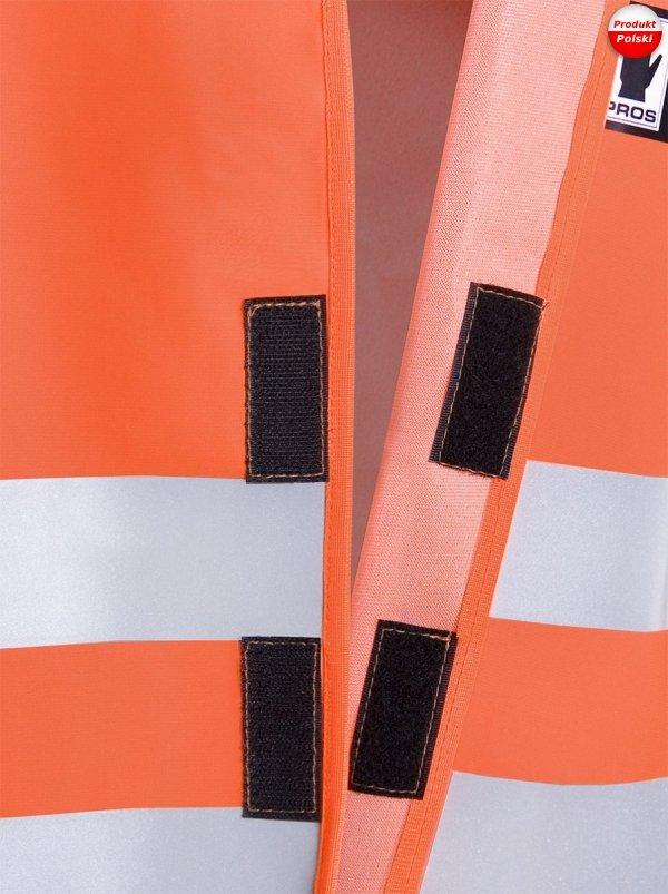 Kamizelka ostrzegawcza wodoochronna 405 Aj Group - PROS
